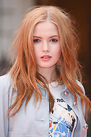Ellie Bamber at the Royal Academy of Arts Summer Exhibition Preview Party, London, UK. <br /> 07 June  2017<br /> Picture: Steve Vas/Featureflash/SilverHub 0208 004 5359 sales@silverhubmedia.com