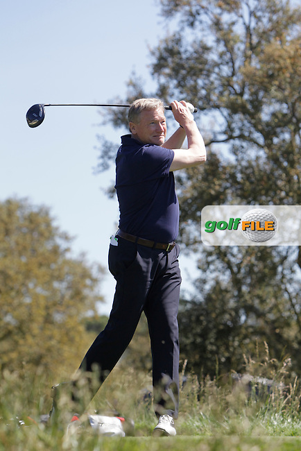 Richard Bevan (AM) in Pro-Am during The Open De Espana at The PGA Catalunya Resort on Wednesday 14th May 2014.<br /> Picture:  Thos Caffrey / www.golffile.ie