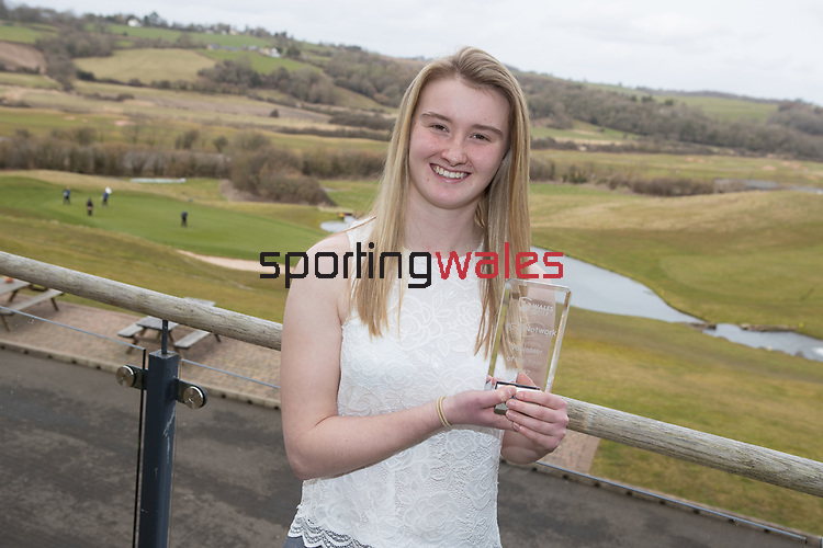 Wales Golf Awards 2017<br /> Celtic Manor Resort<br /> 23.03.18<br /> Steve Pope ©Sportingwales