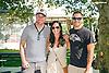 Andrea Samlin and Ben Hinke at Delaware Park on 8/22/15