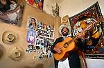 Performer in Havana, Cuba