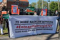 2020/05/06 Politik   Berlin   Kampagne #EntnazifizierungJetzt