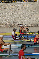 Beijing, CHINA,  during the  2007. FISA Junior World Rowing Championships Shunyi Water Sports Complex. Wed. 08.08.2007  [Photo, Peter Spurrier/Intersport-images].... , Rowing Course, Shun Yi Water Complex, Beijing, CHINA,