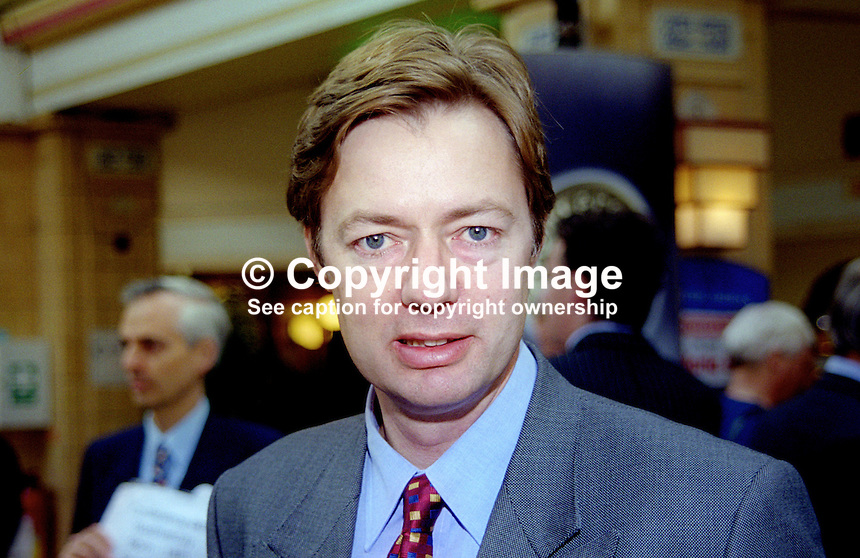 Gary Streeter, MP, Conservative Party, UK, October, 1999, 1999100262<br />