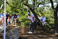 Hideto TANIHARA (JAP) on the 7th during the 2nd round at the WGC Dell Technologies Matchplay championship, Austin Country Club, Austin, Texas, USA. 23/03/2017.<br /> Picture: Golffile | Fran Caffrey<br /> <br /> <br /> All photo usage must carry mandatory copyright credit (&copy; Golffile | Fran Caffrey)