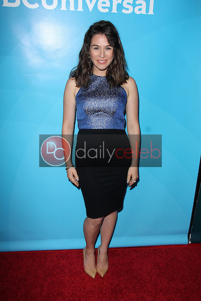 Yael Stone<br /> at the NBCUniversal Press Tour, Beverly Hilton, Beverly Hills, CA 08-12-15<br /> Dave Edwards/DailyCeleb.com 818-249-4998