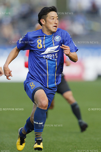 Tatsuya Yazawa (Zelvia), MARCH 20, 2016 - Football /Soccer : 2016 J2 League match between FC Machida Zelvia 2-1 Zweigen Kanazawa at Machida Stadium in Tokyo, Japan. (Photo by Yusuke Nakanishi/AFLO SPORT)