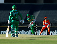 2nd November 2019; Western Australia Cricket Association Ground, Perth, Western Australia, Australia; Womens Big Bash League Cricket, Perth Scorchers versus Melbourne Stars; Erin Osborne of the Melbourne Stars plays down the leg side during her innings - Editorial Use