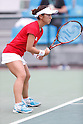 Misaki Doi (JPN), <br /> AUGUST 7, 2016 - Tennis : <br /> Women's Singles First Round <br /> at Olympic Tennis Centre <br /> during the Rio 2016 Olympic Games in Rio de Janeiro, Brazil. <br /> (Photo by Sho Tamura/AFLO SPORT)