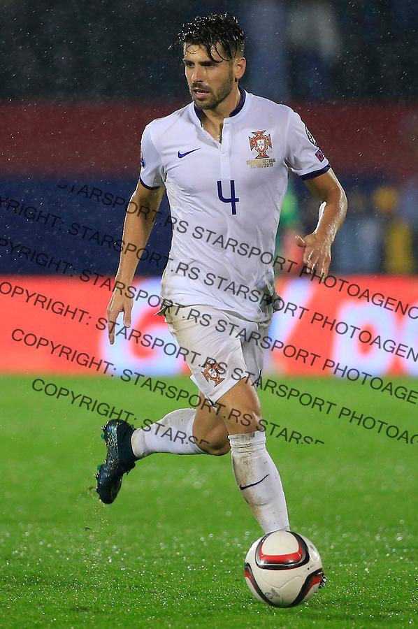Fudbal, kvalifikacije za UEFA EURO 2016 qualifiers-Qualifying round - Group I<br /> Srbija v Portugal<br /> Miguel Veloso<br /> Beograd, 11.10.2015.<br /> foto: Srdjan Stevanovic/Starsportphoto &copy;