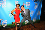 "ATWT Billy Magnussen and Shalita Grant star iin Broadway's ""Vanya and Sonia and Masha and Spike"" which had its opening night on March 14, 2013 at the Golden Theatre, New York City, New York.  (Photo by Sue Coflin/Max Photos)"