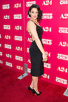 Jenny Slate attends the Los Angeles Special Screening of A24's OBVIOUS CHILD at Arclight Hollywood