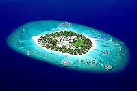 Republic of Maldives Aerial Photos