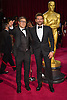 David O. Russell and Bradley Cooper<br /> 86TH OSCARS<br /> The Annual Academy Awards at the Dolby Theatre, Hollywood, Los Angeles<br /> Mandatory Photo Credit: &copy;Dias/Newspix International<br /> <br /> **ALL FEES PAYABLE TO: &quot;NEWSPIX INTERNATIONAL&quot;**<br /> <br /> PHOTO CREDIT MANDATORY!!: NEWSPIX INTERNATIONAL(Failure to credit will incur a surcharge of 100% of reproduction fees)<br /> <br /> IMMEDIATE CONFIRMATION OF USAGE REQUIRED:<br /> Newspix International, 31 Chinnery Hill, Bishop's Stortford, ENGLAND CM23 3PS<br /> Tel:+441279 324672  ; Fax: +441279656877<br /> Mobile:  0777568 1153<br /> e-mail: info@newspixinternational.co.uk