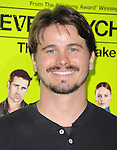 Jason Ritter at The CBS Films L.A. Premiere of Seven Psychopaths Premiere held at The Bruin Theatre in Westwood, California on October 01,2012                                                                               © 2012 Hollywood Press Agency