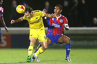 Dagenham & Redbridge vs Oxford United 11-11-15