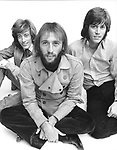 Bee Gees 1970 Robin Gibb, Maurice Gibb and Barry Gibb