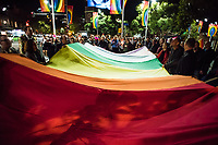 We Stand with Chechnya - Idahobit Day, Sydney 17.05.17