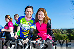 At the Annual Le tour de Ballyfinnane on Saturday were Martina Lawless and Caroline Lynch