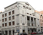 Monumental cinema 1930s Art Deco style Melilla, Spanish territory in north Africa, Spain architect Lorenzo Ros Costa