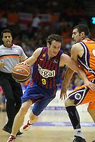 play oof ,a cb, liga enseda, valencia basket, fc barcelna