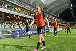 Tottenham Hotspur forward Vincent Janssen during the Friendly match between Kitchee SC and Tottenham Hotspur FC at Hong Kong Stadium on May 26, 2017 in So Kon Po, Hong Kong. Photo by Man yuen Li  / Power Sport Images