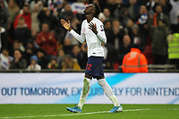 Tammy Abraham of England celebrates scoring to make it 7-0 during the UEFA Euro 2020 Qualifying Group A match between England and Montenegro at Wembley Stadium on November 14th 2019 in London, England. (Photo by Matt Bradshaw/phcimages.com)<br /> Foto PHC Images / Insidefoto <br /> ITALY ONLY