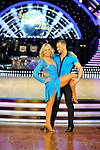 Fern Britton,Artem Cingvintse at the Strictly Come Dancing Tour photocall at the National Indoor  Birmingham7 Jan 2013 Picture By: Brian Jordan / Retna Pictures.. ..-..