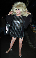 NEW YORK, NY - JANUARY 11: Lady Bunny arriving at the IFC Films premiere of Freak Show at the Landmark Sunshine Cinema in New York City on January 10, 2018. Credit: RW/MediaPunch