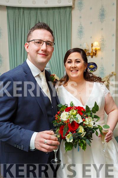 O'Sullivan/Murphy wedding in Ballyseede Castle Hotel on Saturday December 39th.