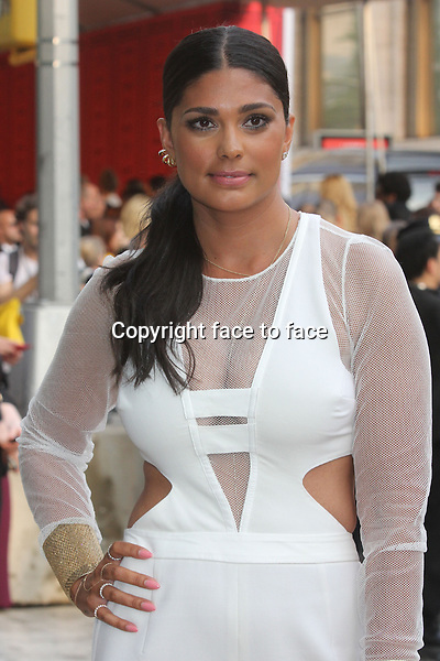 Rachel Roy attends The 2013 CFDA Fashion Awards at Lincoln Center's Alice Tully Hall in New York, 03.06.2013. Credit: Rolf Mueller/face to face