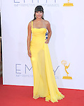 Hannah Simone.. at The 64th Anual Primetime Emmy Awards held at Nokia Theatre L.A. Live in Los Angeles, California on September  23,2012                                                                   Copyright 2012 Hollywood Press Agency