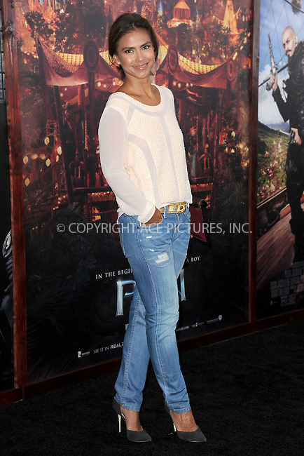 WWW.ACEPIXS.COM<br /> October 4, 2015 New York City<br /> <br /> Kristine Johnson attending the 'Pan' New York Premiere arrivals at Ziegfeld Theater on October 4, 2015 in New York City.<br /> <br /> Credit: Kristin Callahan/ACE Pictures<br /> <br /> Tel: (646) 769 0430<br /> e-mail: info@acepixs.com<br /> web: http://www.acepixs.com