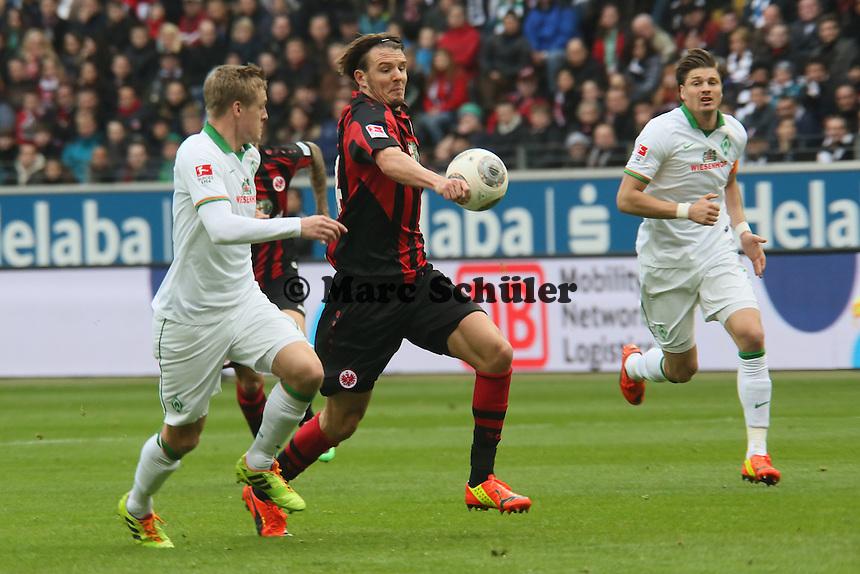Alex Meier (Eintracht) - Eintracht Frankfurt vs. SV Werder Bremen