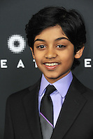 Rohan Chand at the Los Angeles premiere of his movie &quot;Bad Words&quot; at the Cinerama Dome, Hollywood.<br /> March 5, 2014  Los Angeles, CA<br /> Picture: Paul Smith / Featureflash