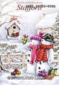 John, CHRISTMAS LANDSCAPES, WEIHNACHTEN WINTERLANDSCHAFTEN, NAVIDAD PAISAJES DE INVIERNO, paintings+++++,GBHSSXC50-808B,#XL# ,#161#