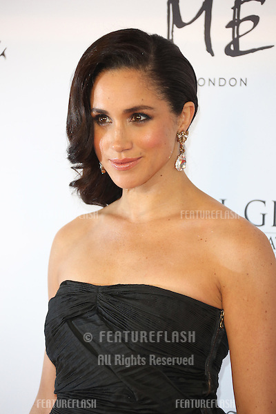 Meghan Markle arriving for the Global Gift Gala 2013 at ME Hotel, London. 19/11/2013 Picture by: Henry Harris / Featureflash