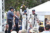 IMSA WeatherTech SportsCar Championship<br /> Chevrolet Sports Car Classic<br /> Detroit Belle Isle Grand Prix, Detroit, MI USA<br /> Saturday 3 June 2017<br /> 93, Acura, Acura NSX, GTD, Andy Lally, Katherine Legge<br /> World Copyright: Richard Dole<br /> LAT Images<br /> ref: Digital Image RD_DTW_17_0385