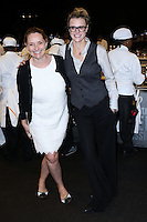 LOS ANGELES, CA, USA - MARCH 22: Waylynn Lucas, Lucy Lean at the All-Star Chef Classic - All-Star Lunch held at L.A. Live on March 22, 2014 in Los Angeles, California, United States. (Photo by David Acosta/Celebrity Monitor)