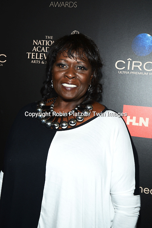 Aloma Wright  attends The 40th Annual Daytime Emmy Awards on<br />  June 16, 2013 at the Beverly Hilton Hotel in Beverly Hills, California. <br /> photo by Robin Platzer/ Twin Images<br /> <br /> 212-935-0770