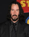 "12 June 2019 - Hollywood, California - Keanu Reeves. ""Toy Story 4"" Disney and Pixar Los Angeles Premiere held at El Capitan Theatre. Photo Credit: Billy Bennight/AdMedia"