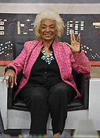 MIAMI BEACH, FL - JULY 05: Nichelle Nichols at Florida Supercon held at the Miami Beach Convention Center on July 5, 2019 in Miami Beach, Florida.<br /> CAP/MPI04<br /> ©MPI04/Capital Pictures