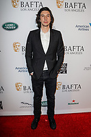 05 January 2019 - Los Angeles, California - Adam Driver. the BAFTA Los Angeles Tea Party held at the Four Seasons Hotel Los Angeles.          <br /> CAP/ADM<br /> ©ADM/Capital Pictures