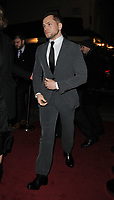 Taron Egerton at the Charles Finch & Chanel Pre-BAFTAs Dinner, No. 5 Hertford Street (Loulou's), Hertford Street, London, England, UK, on Saturday 09th February 2019.<br /> CAP/CAN<br /> ©CAN/Capital Pictures