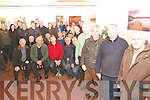 North Kerry Turf Cutter & Contractors Meeting :Members of the North Kerry Turf Cutter & Contractors Association attending a meeting of their association at the Mermaids Bar, Listowel on Thursday night last . Right front are Chairman Denis Scannell, Jhn Looney, secretary, John Organ, treasurer and Spokesman  Michael Looney.