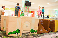 MD Anderson Children's Cancer Hospital Little Galleria play center at the Houston Galleria