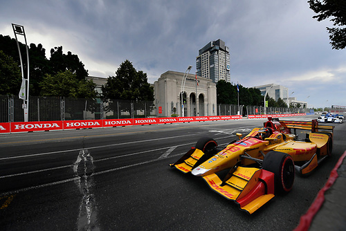 Verizon IndyCar Series<br /> Honda Indy Toronto<br /> Toronto, ON CAN<br /> Sunday 16 July 2017<br /> Ryan Hunter-Reay, Andretti Autosport Honda<br /> World Copyright: Scott R LePage<br /> LAT Images<br /> ref: Digital Image lepage-170716-to-4476