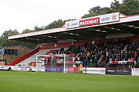 General view of the ground during Stevenage vs Grimsby Town, Sky Bet EFL League 2 Football at the Lamex Stadium on 12th October 2019