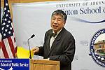 Clinton School: Hanmin Liu