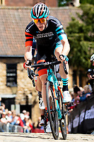Picture by Alex Whitehead/SWpix.com - 13/05/2018 - British Cycling - HSBC UK Spring Cup Series - Lincoln Grand Prix - Connor Swift of Madison Genesis.